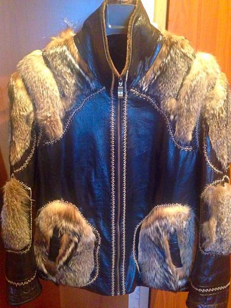 куртка из волка купить наличии